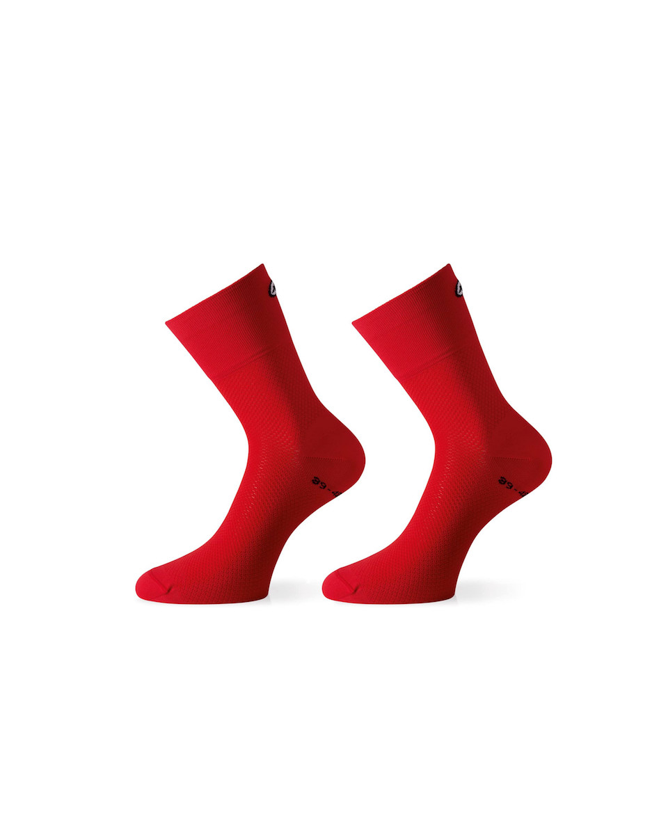 Носки Унисекс ASSOS ASSOSOIRES GT socks national Red
